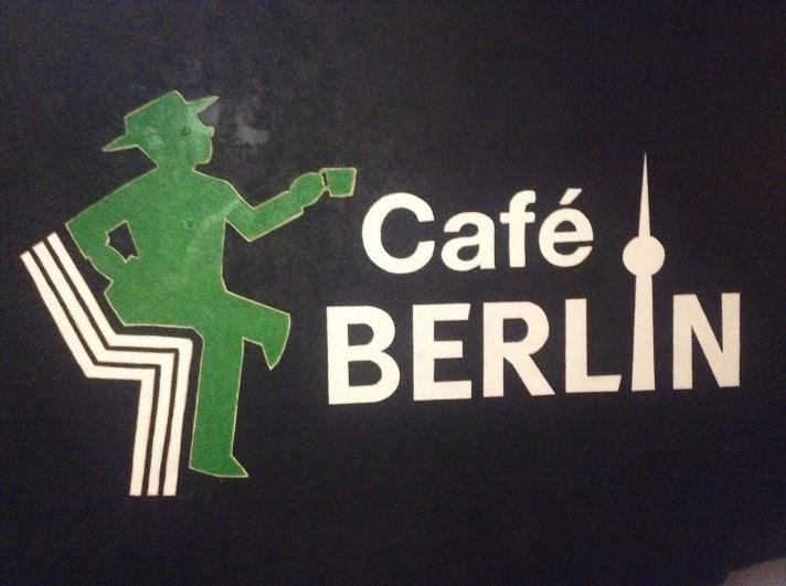 Café Berlin in Leon.