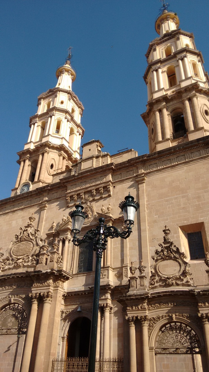 Cathedral Basilica of Our Lady of the Light in Leon.