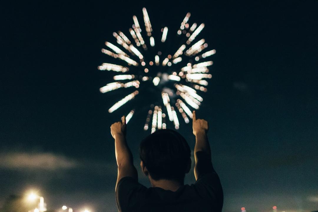 New Year Celebration.